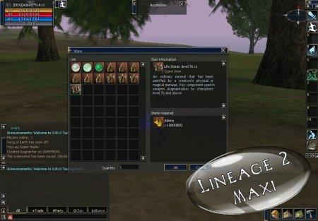 L2jserver2 - l2j game server rewrite - interlude support added