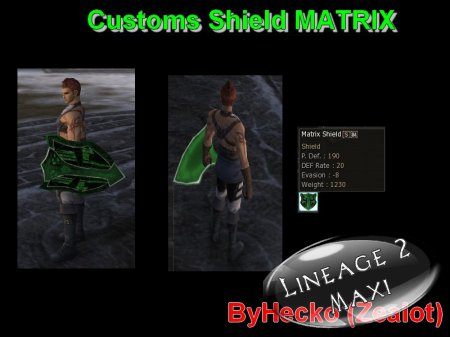 [Freya] Matrix Shield