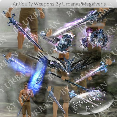 [Interlude] Antiquity Weapons