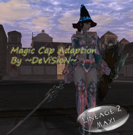 [High Five ] Magic Cap