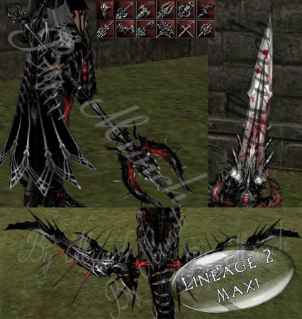 [Interlude] Abyssal Weapons
