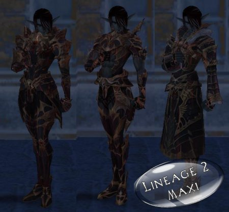 [Interlude] Immortal Armor