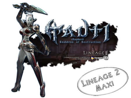 [All]Lineage 2 tаuti SplashScreens