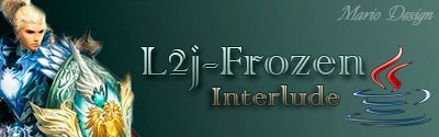 [Interlude] L2J-Frozen rev.913