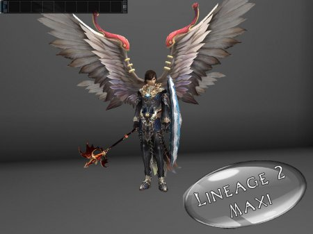[Interlude]Aion Weapons[La2Onix.ru]