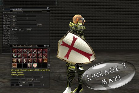 [Interlude] Templar Shield