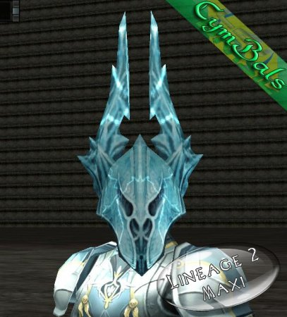 [Interlude] Ice Knight Helmet