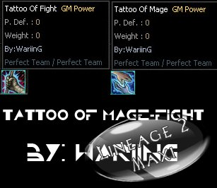 [Interlude] Tattoo Of Fight