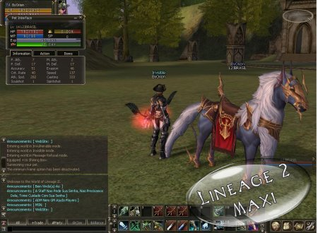 [Interlude] Gray Horse pet