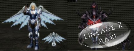Lilith&Anakim Wing's