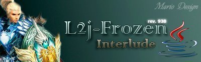 [Interlude] L2J-Frozen rev.938