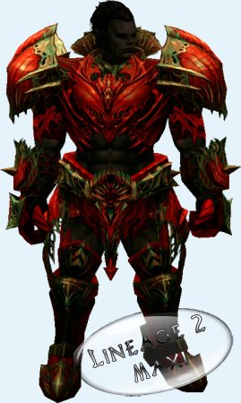 [Interlude] Iron Hell armor