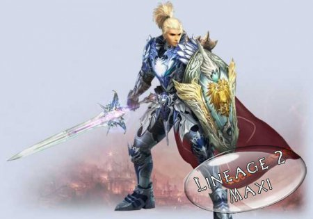 Клиент Lineage 2 - Goddess Of Destruction