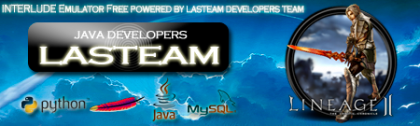 [Interlude] Сборка сервера Lasteam Developer rev.-1.0.0