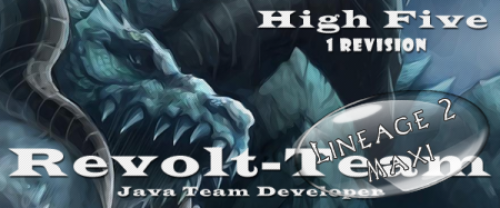 [H5] Revolt - Team rev. 1.0 [Free]