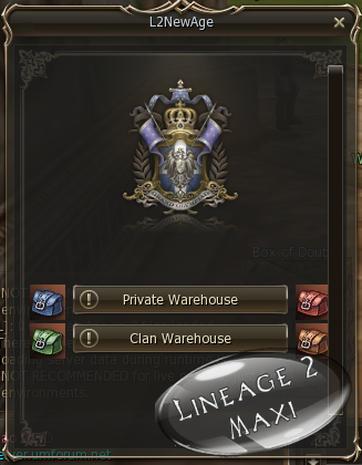 [HighFive] NPC Warehouse