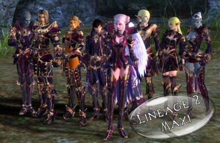 Lineage 2 Lindvior