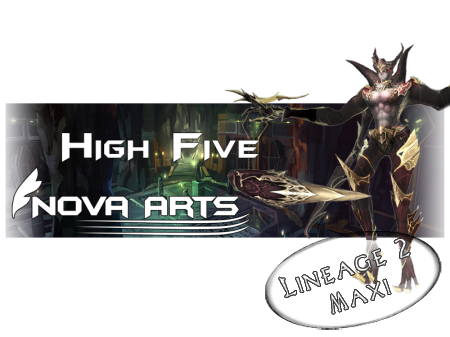 High Five 5 Novaarts rev.5 Emulator