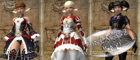 LINEAGE II THE EPIC TALES OF ADEN – EPISODE 01: DIMENSIONAL STRANGERS – ERTHEIA